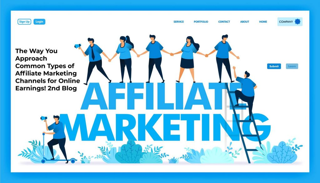 Make Money With Affiliate Marketing Channels