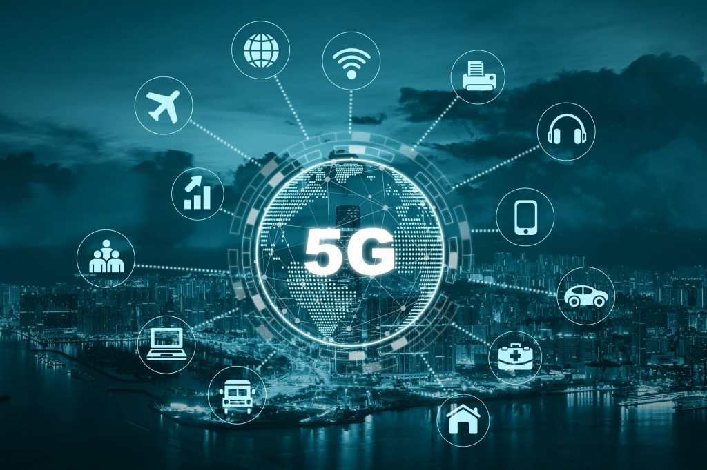 A new time of the internet deployment of 5G and Star link broadband internet expertise, New Technology