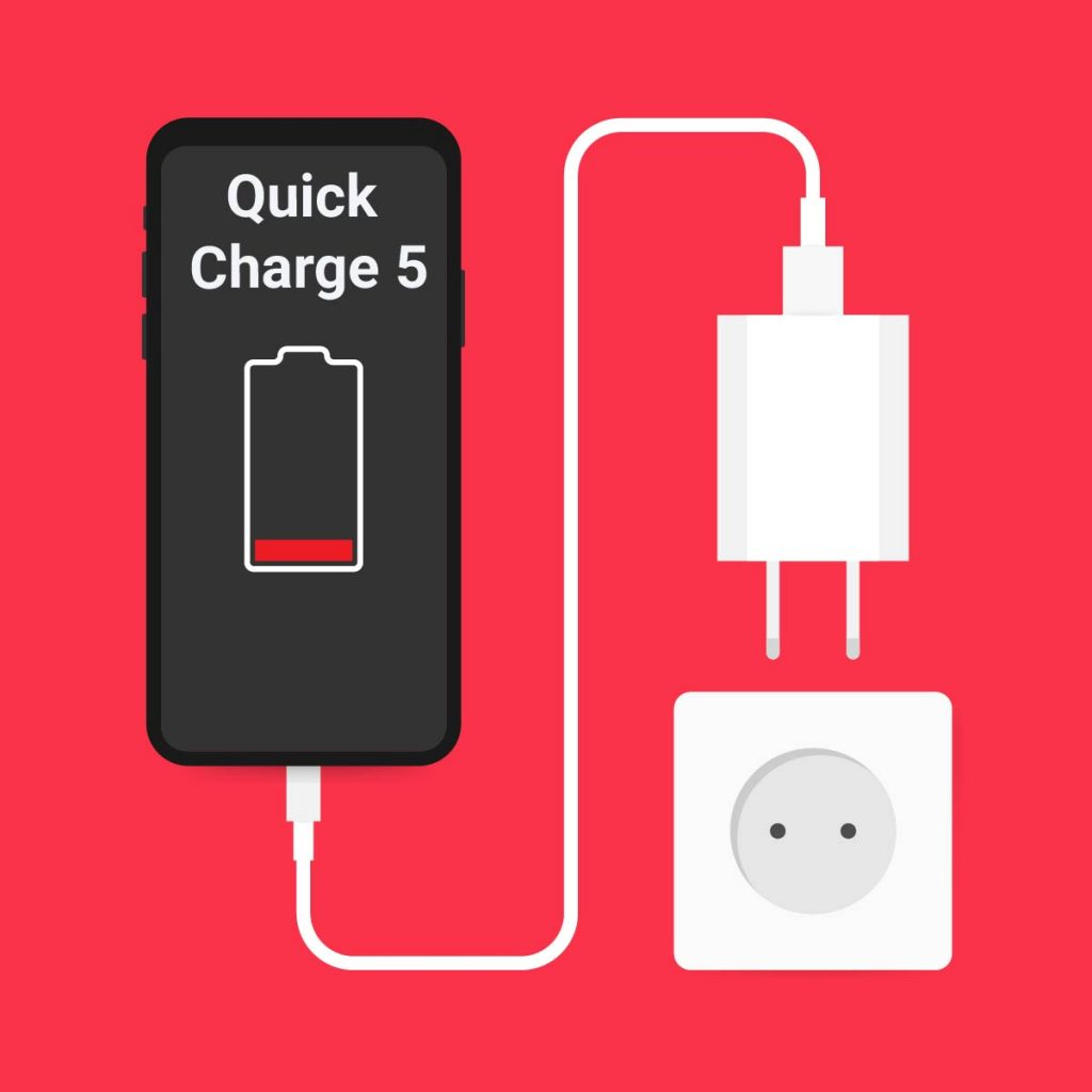 Qualcomm has introduced Quick Charge 5