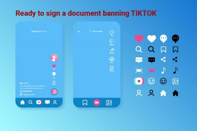 Microsoft want to Buy TikTok in the United States, 1 Minute News Read