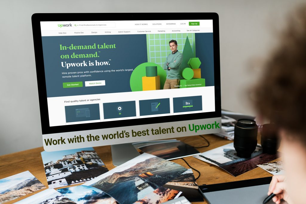 How to Make Money On Upwork As a Freelancer