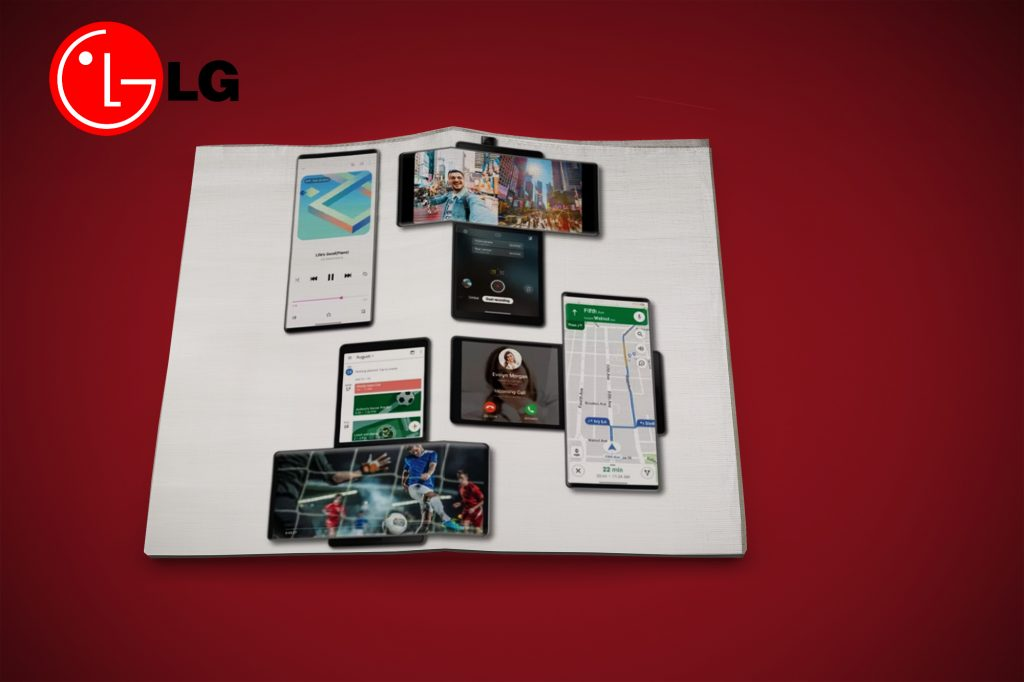 LG Wing hands-on- A new kind of foldable Android Mobile
