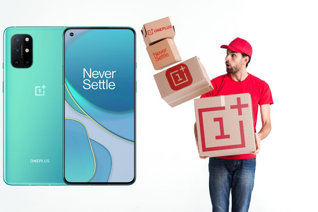 New OnePlus 8T Leading Android Mobile Phone of the World