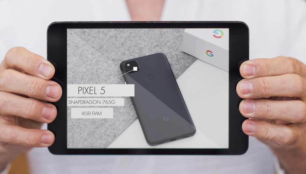New Google PIXEL 5 Fantastic Android Mobile Phone