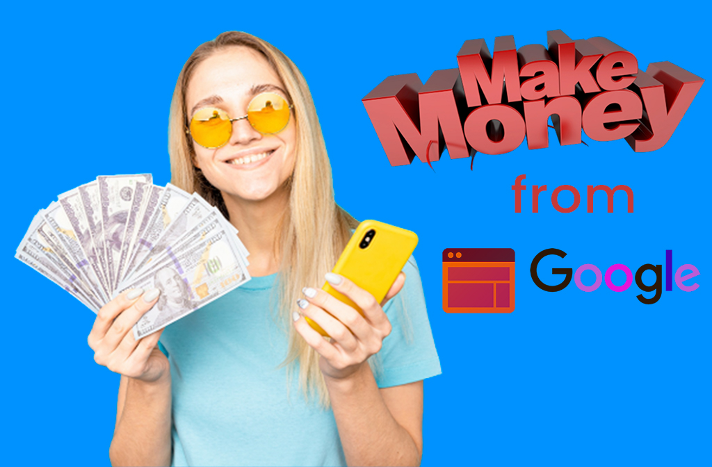 Make Money from Google Sites