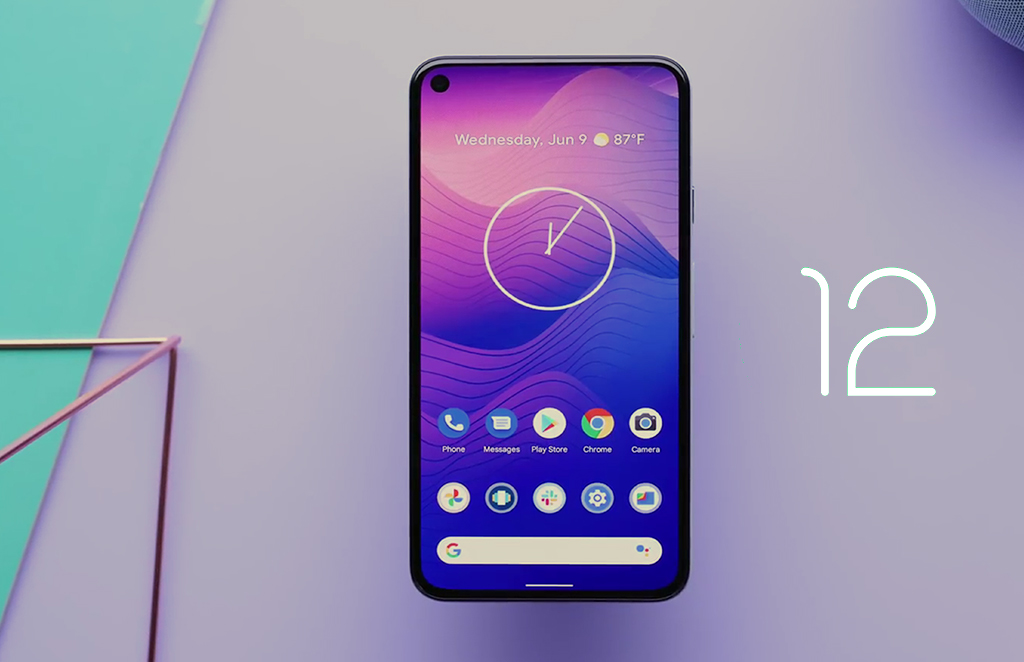 Android 12 For Smartphone