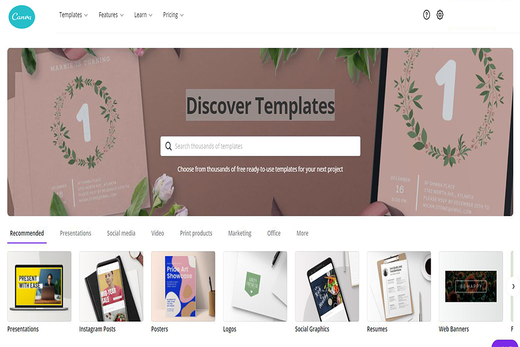 Make Money with Canva Templates
